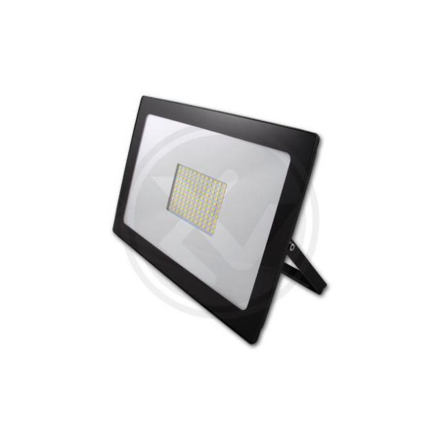 LED21 LED reflektor VEGA 100W SMD2835 9000lm IP65 SLIM Studená bílá V7061